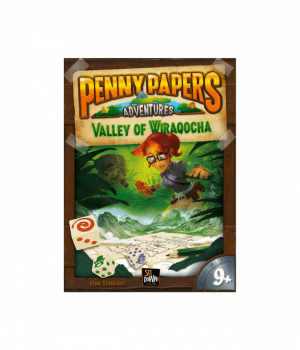 Penny Papers: The Valley of Wiraqocha