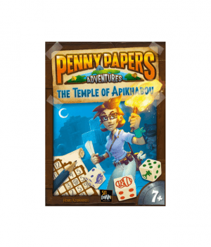 Penny Papers: The Temple of Aplikhabou