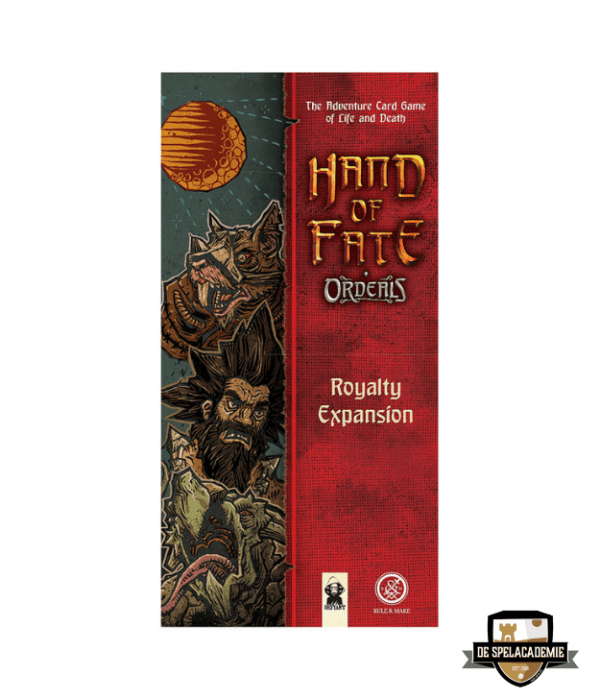 Hand of Fate: Ordeals – Royalty Expansion